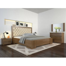 Кровать Амбер с ПМ