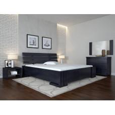 Деревянная кровать Домино с ПМ
