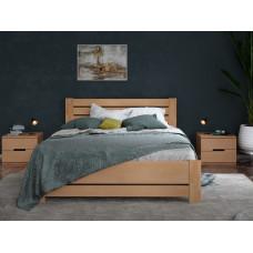 Деревянная кровать Каролина Эко