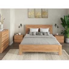 Деревянная кровать Люкс Эко