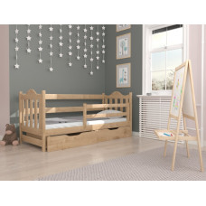 Деревянная  кровать Аврора