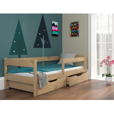 Деревянная  кровать Мартель