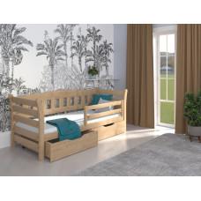 Деревянная  кровать Тедди