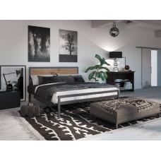 Металлическая кровать Герар