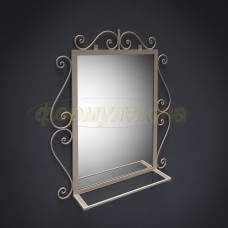 Металлическое зеркало Амбер ТМ Tenero