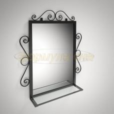Металлическое зеркало Дартмуд ТМ Tenero