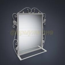 Металлическое зеркало Хилтон