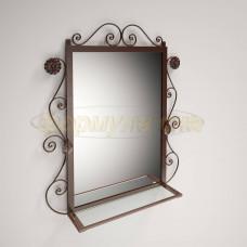Металлическое зеркало Ричмонд ТМ Tenero