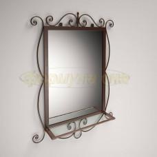 Металлическое зеркало Виндзор
