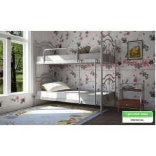 Двухъярусная кровать  Диана ТМ Металл-Дизайн